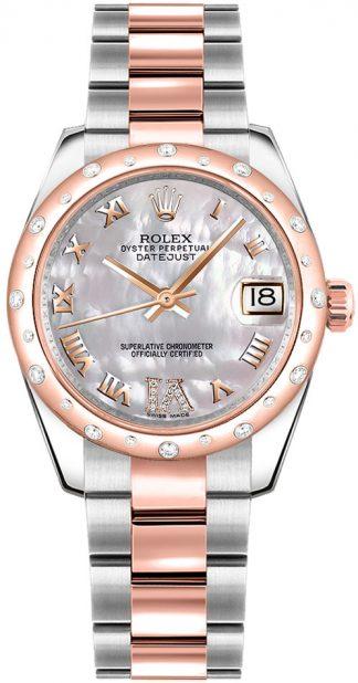 replique Montre Automatique Rolex Datejust 31 178341