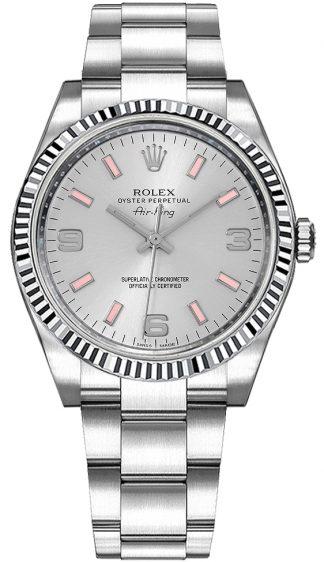 replique Montre Automatique Rolex Oyster Perpetual Air-King 114234