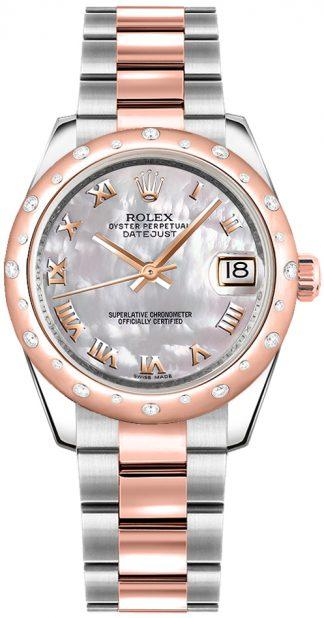 replique Montre Femme Rolex Datejust 31 Cadran Nacre 178341