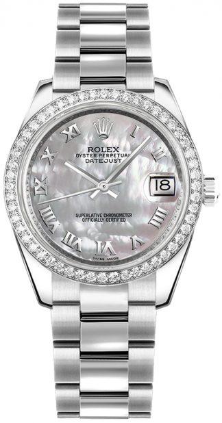 replique Montre Femme Rolex Datejust 31 Cadran Nacre 178384