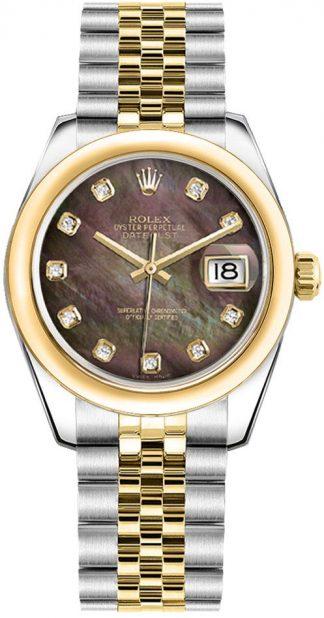 replique Montre Femme Rolex Datejust 31 Diamond Jubilee 178243