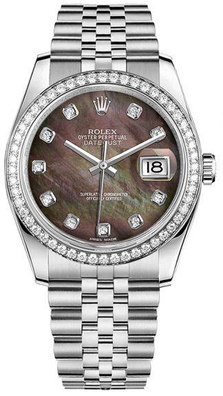 replique Montre Femme Rolex Datejust 36 116244