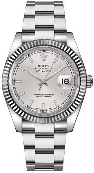 replique Montre Femme Rolex Datejust 36 Acier 116234