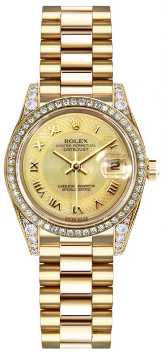 replique Montre Femme Rolex Lady-Datejust 26 179158