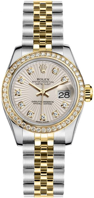 replique Montre Femme Rolex Lady-Datejust 26 179383
