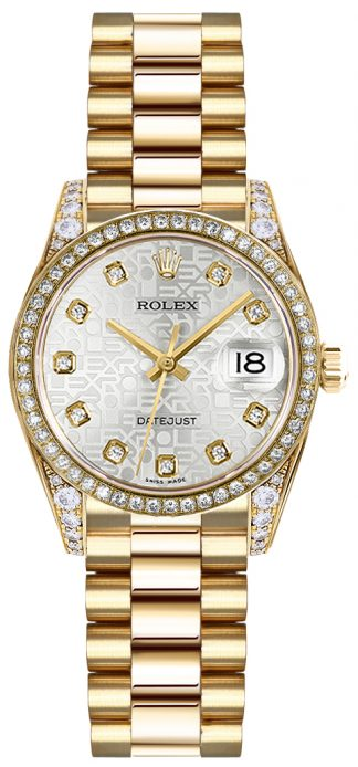 replique Montre Femme Rolex Lady-Datejust 26 Luxury 179158