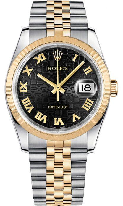 replique Montre Homme Rolex Datejust 36 116233