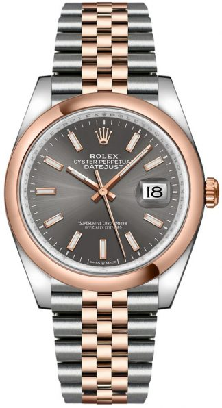 replique Montre Homme Rolex Datejust 36 Two Tone 126201