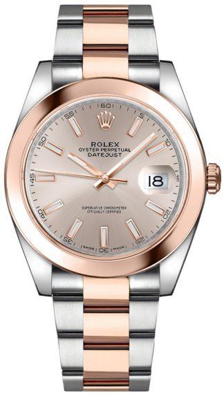 replique Montre Homme Rolex Datejust 41 126301