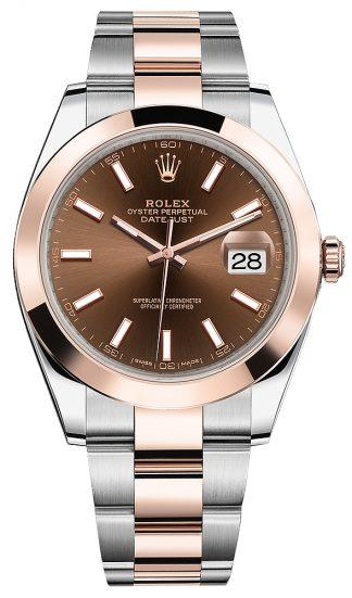 replique Montre Homme Rolex Datejust 41 Oyster Bracelet 126301