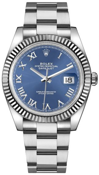 replique Montre Homme Rolex Datejust 41 Oystersteel 126334