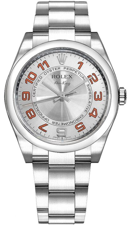 replique Montre Rolex Air King Oyster Perpetual 34 mm 114200