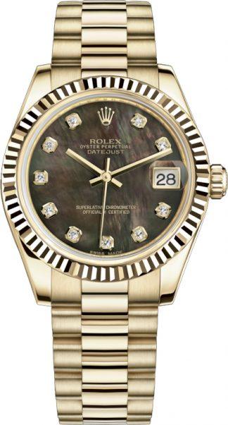 replique Montre Rolex Datejust 31 Luxury Automatic pour femme 178278
