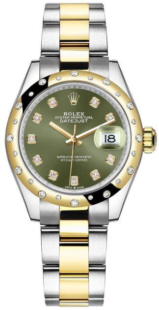 replique Montre Rolex Datejust 31 Two Tone Automatic pour femme 278343RBR