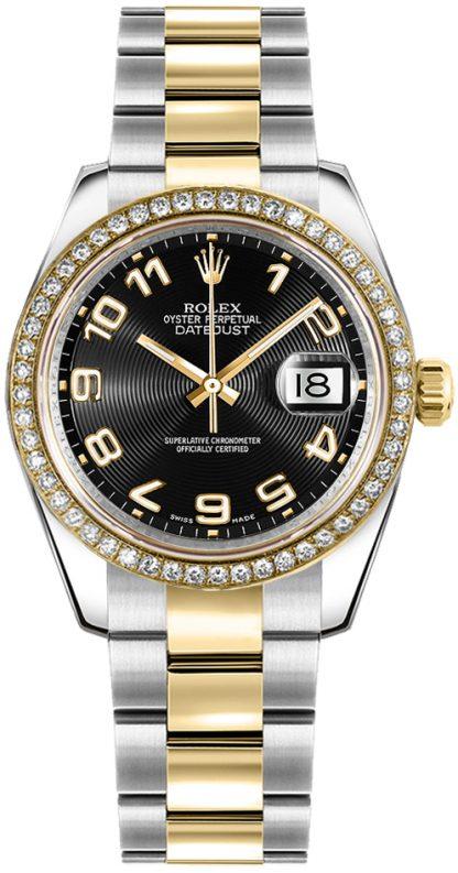 replique Montre Rolex Datejust 31 pour femme 178383