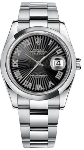 replique Montre Rolex Datejust 36 Oystersteel 116200