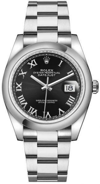 replique Montre Rolex Datejust 36 en acier inoxydable 116200