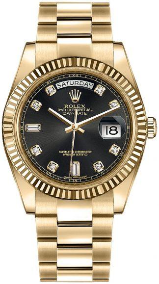 replique Montre Rolex Day-Date 36 en or 118238