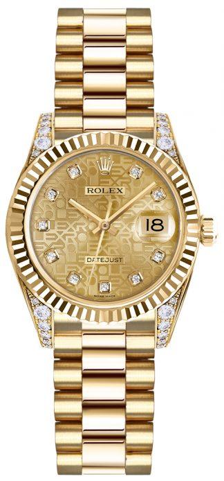 replique Montre Rolex Lady-Datejust 26 179238