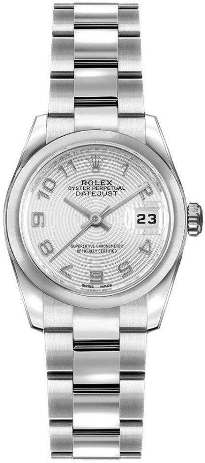 replique Montre Rolex Lady-Datejust 26 Acier 179160