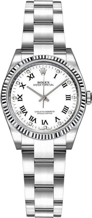 replique Montre Rolex Oyster Perpetual 26 Luxury Femme 176234