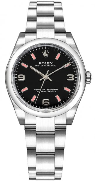 replique Montre Rolex Oyster Perpetual 31 Domed Bezel 177200