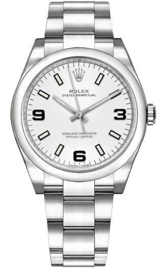 replique Montre Rolex Oyster Perpetual 34 Automatic Femme 114200