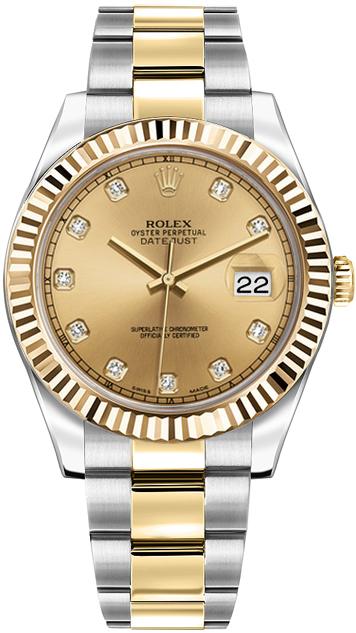 replique Montre automatique Rolex Datejust II 41 pour homme 116333