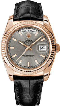 replique Montre automatique Rolex Day-Date 36 pour homme 118135