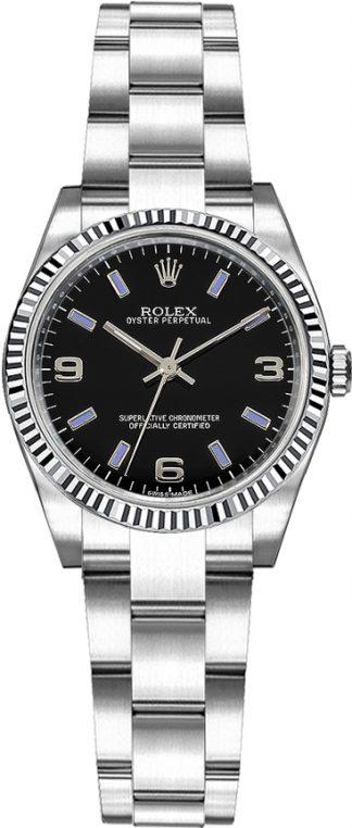 replique Montre automatique Rolex Oyster Perpetual 26 pour femme 176234