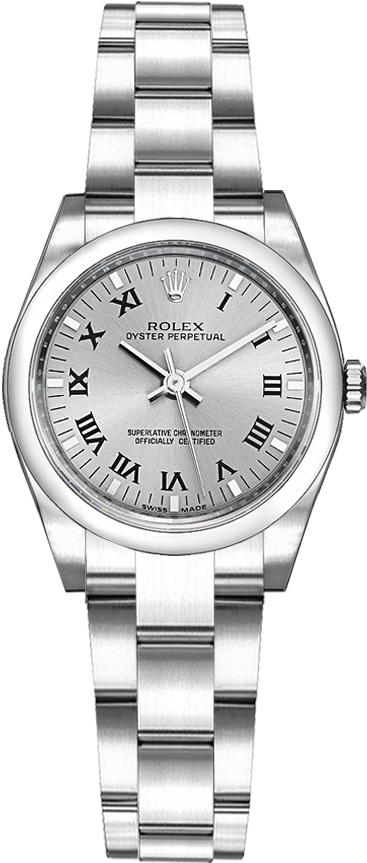 replique Montre bracelet Oyster Perpetual 26 Oyster Rolex 176200