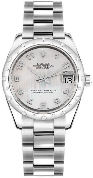 replique Montre bracelet Rolex Datejust 31 Oyster 178344