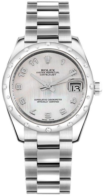 replique Montre bracelet Rolex Datejust 31 Oyster 178344