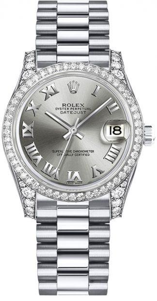 replique Montre bracelet Rolex Datejust 31 President 178159