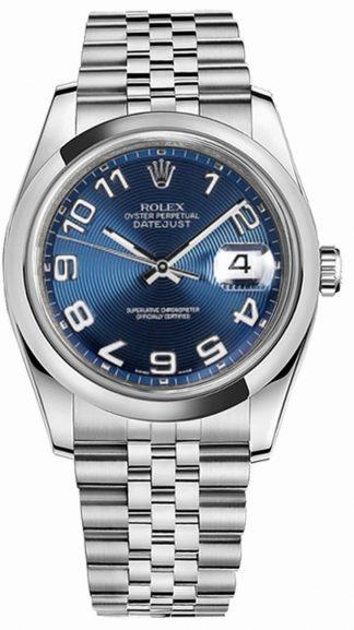replique Montre bracelet Rolex Datejust 36 Jubilee 116200