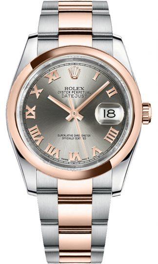 replique Montre bracelet Rolex Datejust 36 Oyster 116201