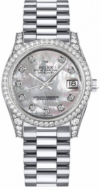 replique Montre de luxe Rolex Datejust 31 178159