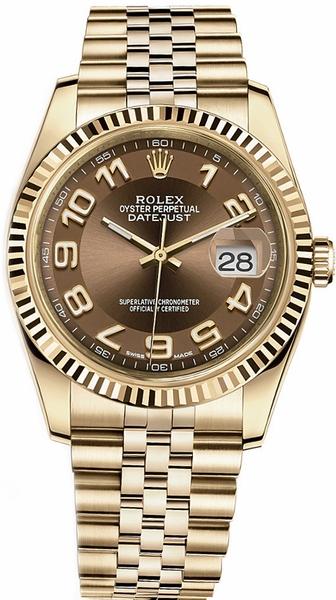 replique Montre de luxe Rolex Datejust 36 116238
