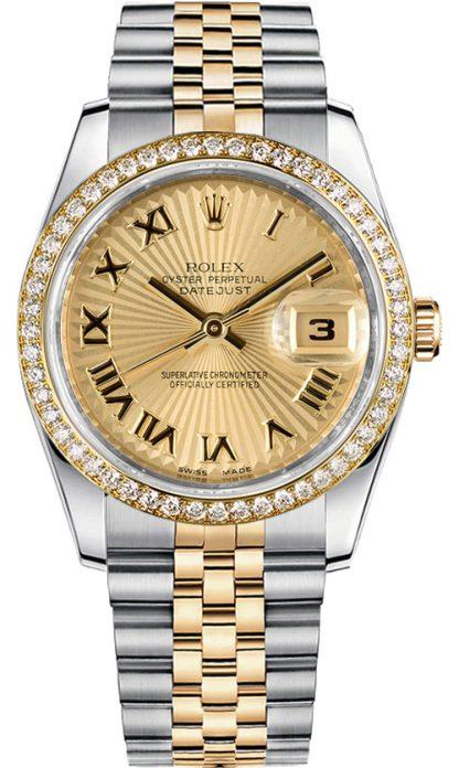replique Montre de luxe Rolex Datejust 36 116243