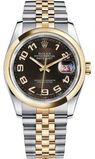 replique Montre de luxe Rolex Datejust 36 pour homme 116203