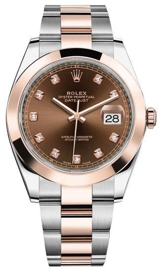 replique Montre de luxe Rolex Datejust 41 pour homme 126301