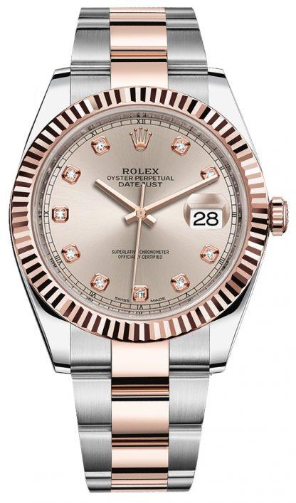 replique Montre de luxe Rolex Datejust 41 pour homme 126331