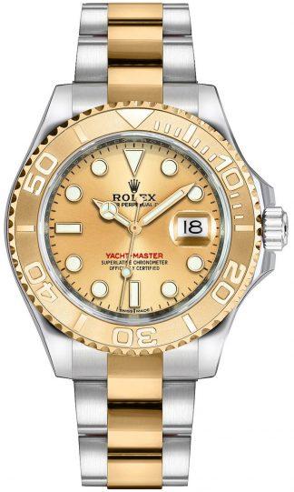 replique Montre de luxe Rolex Yacht-Master 35 168623