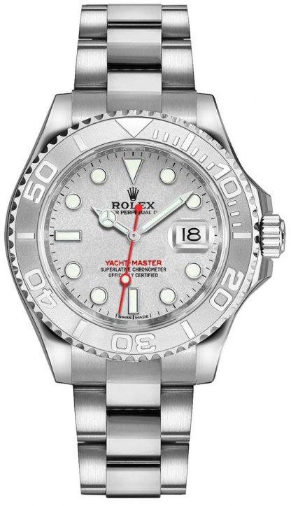 replique Montre de luxe pour femme Rolex Yacht-Master 35 168622