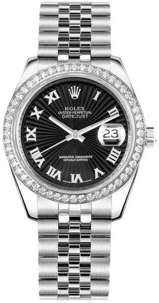 replique Montre femme Rolex Datejust 31 178384
