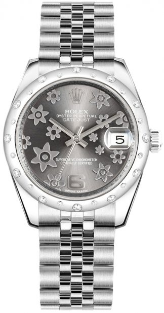 replique Montre femme Rolex Datejust 31 Elegant 178344