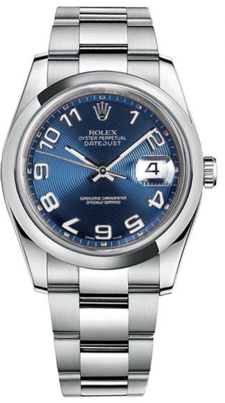 replique Montre homme de luxe Rolex Datejust 36 116200