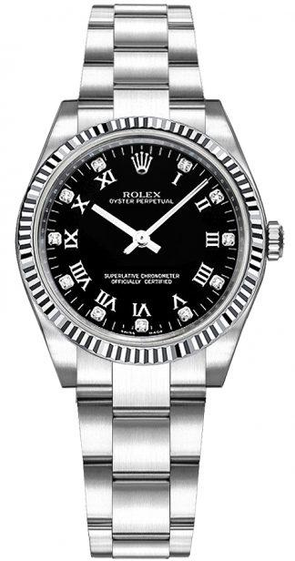 replique Montre pour femme Rolex Oyster Perpetual 31 177234