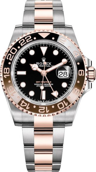 replique Montre pour homme Rolex GMT-Master II Root Beer 126711CHNR