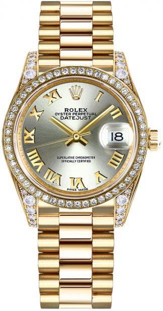 replique Montre suisse Rolex Datejust 31 178158